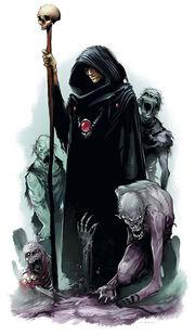 Necromancy 5e (5th Edition) in D&D