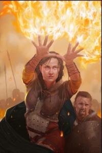 Burning Hands 5E