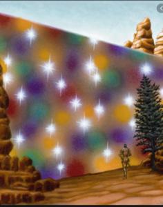Prismatic Wall 5E Spell