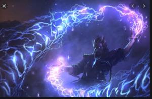 Witch Bolt 5E