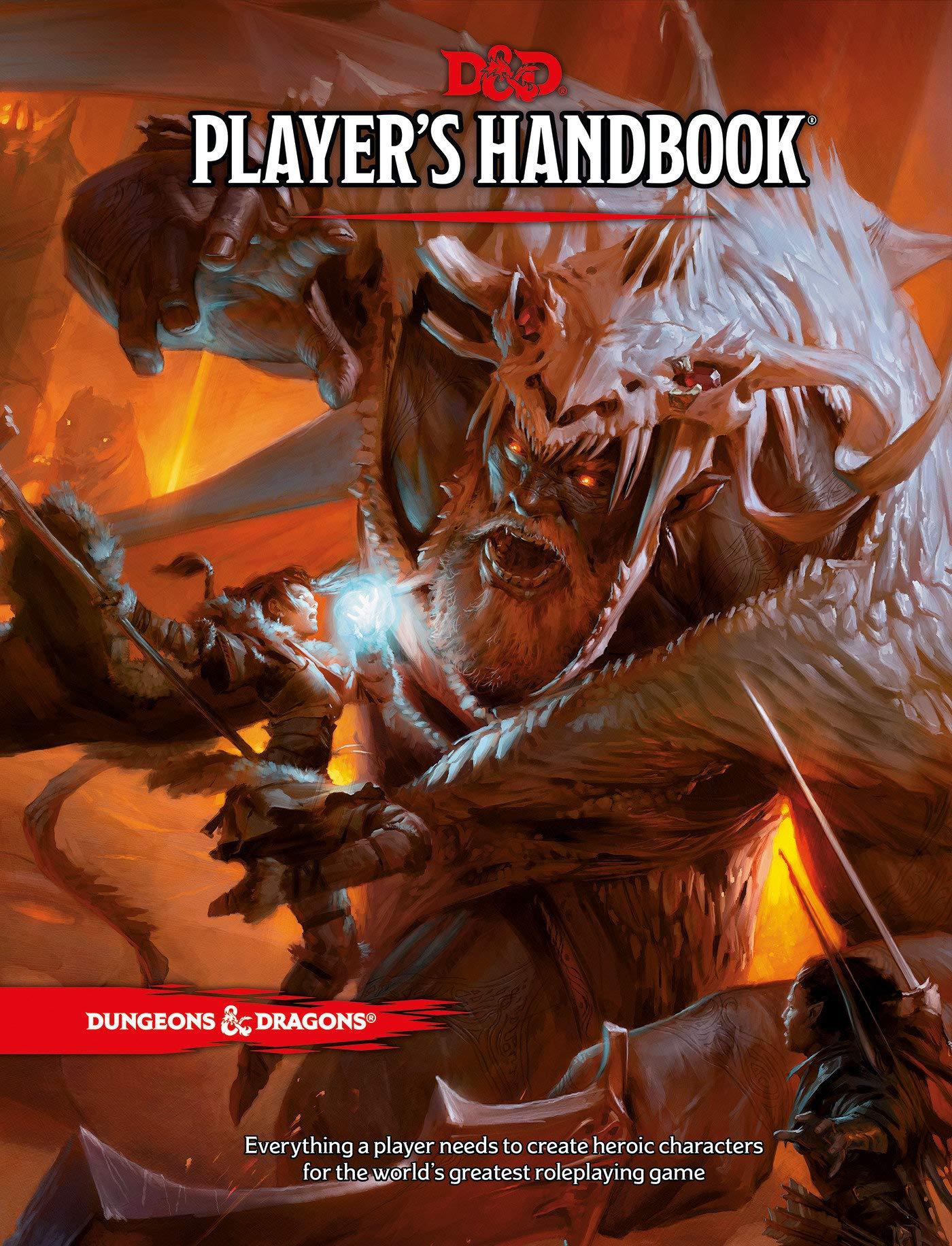 Dnd 5e Players handbook pdf free